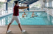 Therapiebecken in der Wohlfühl-Therme Bad Griesbach