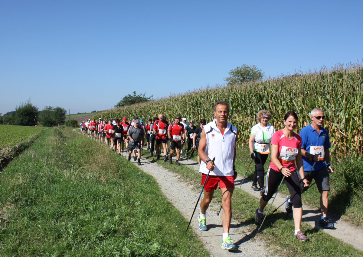Nordic Walking Volksmarathon Bad Griesbach